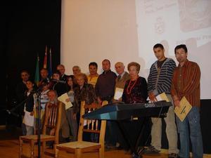 El Ateneo de Arroyo de la Luz celebra la gala de la entrega de los Premios Literarios y Fotográficos 2008