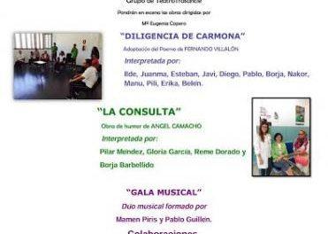 Varios colectivos de Valencia de Alcántara colaboran este viernes en una gala benéfica a favor de AIDIM