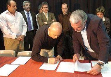 Jaraíz de la Vera acoge la fundación de la Asociación de Municipios Tabaqueros Asociados