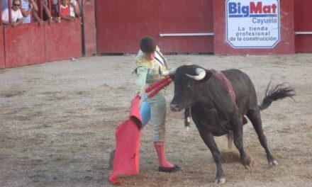 La novillada con picadores de San Buenaventura se salda con dos orejas para Alejandro Conquero