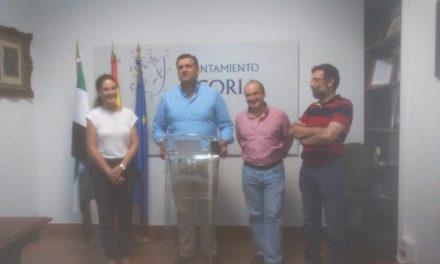Coria contará con 1.100.000 euros para las obras de rehabilitación y estabilización de la Catedral