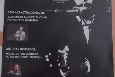 Portaje acogerá el 7 de agosto el XV Festival de Flamenco organizado por la asociación Camarón de la Isla
