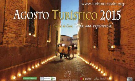 El Ayuntamiento de Coria anima a los extremeños a conocer la localidad en el Agosto Turístico