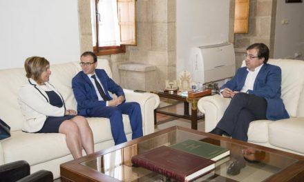 La Junta y las Diputaciones de Cáceres y Badajoz abordarán de forma conjunta el Plan de Empleo Social