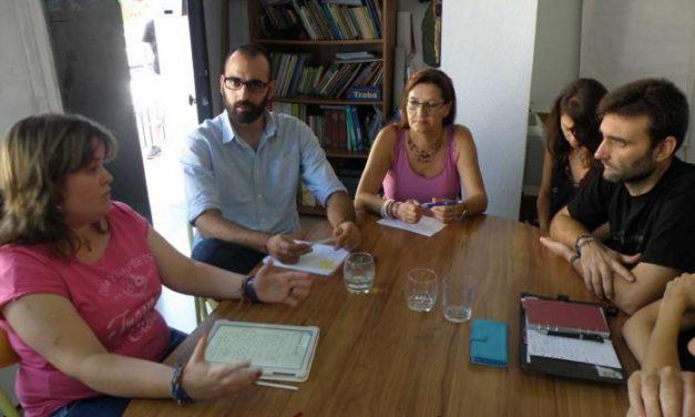 """La Junta establecerá un """"plan de rescate"""" para las organizaciones que trabajan en cooperación al desarrollo"""