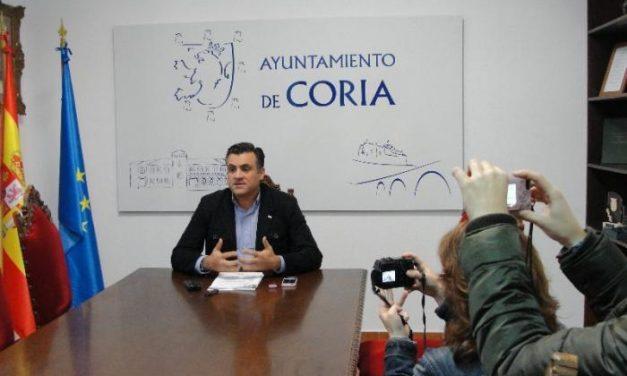 El desempleo desciende en la localidad de Coria en casi un cuatro por ciento en el último mes de julio