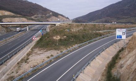 El trazado elegido para la autovía de Jerez a Zafra, la Ex-A3, irá al sur de la EX-112 y paralela a esta carretera