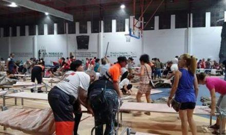 Los evacuados por el fuego de Sierra de Gata denuncian la falta de información por parte de las autoridades