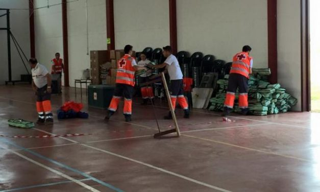 Coria agradece a los vecinos su colaboración en las tareas relacionadas con el incendio de Sierra de Gata