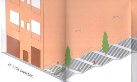 Las obras de las escaleras de la calle Cervantes de Coria arrancan esta semana con 78.000 euros de inversión