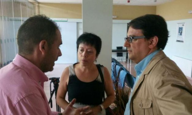 Sanidad destaca el excelente trabajo de los sanitarios en la atención a los afectados por el incendio de Sierra de Gata