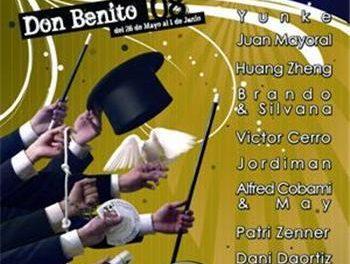 Don Benito acogerá del 26 de mayo al 1 de junio el primer Festival Internacional de Magia de Extremadura