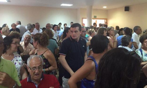 """Pedro Sánchez destaca Moraleja como un """"ejemplo de solidaridad"""" con los afectados del incendio"""