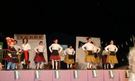 Alagón del Río celebra este jueves el I Festival Infantil de Folklre con al colaboración de varios colectivos