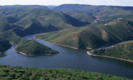 Los embalses extremeños de la cuenca del río Tajo se encuentran al 60% de su capacidad
