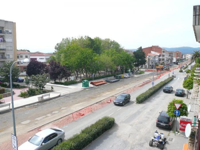 Moraleja mejora las redes de suministro de agua aprovechando las obras de la avenida