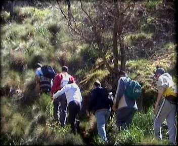 Ademoxa organiza un ruta de senderismo que partirá del Chorro de los Ángeles y llegará a Descargamaría