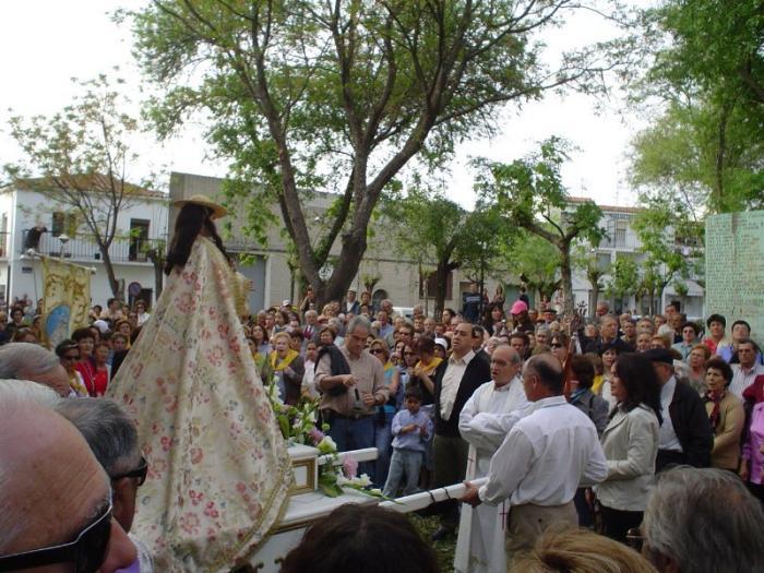 Cientos de fieles participarán en la procesión de este domingo en honor a la Virgen de la Vega