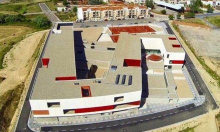 La ciudad de Coria estrenará el día 14 el nuevo instituto con  300 alumnos