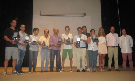 El Ayuntamiento de Moraleja premia a los deportistas locales en la VI Gala del Deporte