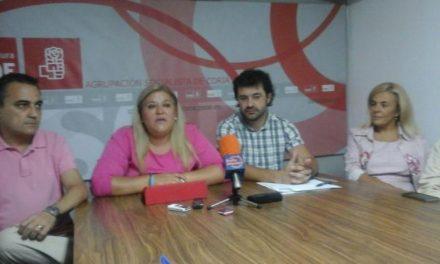 El PSOE de Coria prevé personarse como acusación particular en la querella del arquitecto contra el alcalde