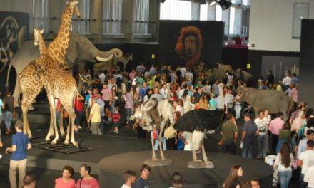 Más de 30.000 personas han acudido este fin de semana a la XXV Feria de la Caza, Pesca y la Naturaleza Ibérica