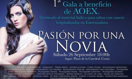 Coria acogerá este sábado la primera gala a beneficio de la Asociación Oncológica de Extremadura