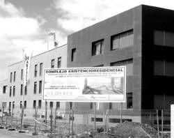 El geriátrico privado construido en la Avenida Rafael Alberti de Almendralejo abrirá en julio