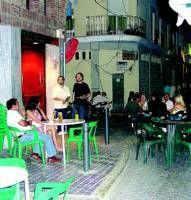 El 40% de las terrazas se concentran en el centro del casco urbano de Villanueva de la Serena