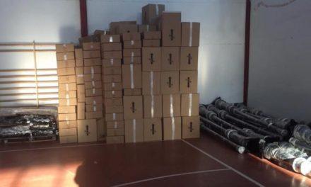 Coria destina 30.000 euros a las obras de renovación del alumbrado público de la pedanía de Puebla de Argeme