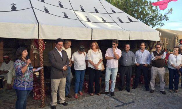 Marvão y Badajoz ponen en valor su historia en el Festival Almossassa que celebra la localidad lusa