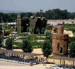 El parque acuático y de ocio familiar Lusiberia de Badajoz cierra la temporada con 90.000 visitantes