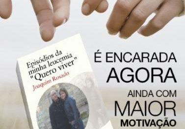 Marvão acogerá este sábado la presentación del libro de Joaquím Rosado sobre su lucha contra la leucemia
