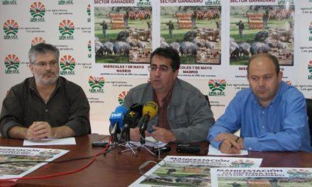 UPA-UCE denuncia la grave situación del sector ganadero y los abusos en los precios de la cadena alimentaria