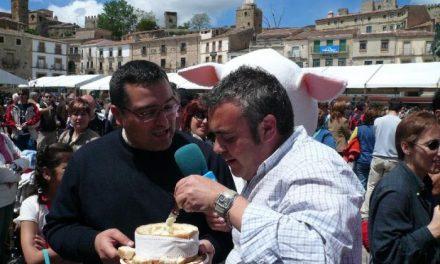 Más de 300 variedades de queso de España y Portugal se podrán degustar en la Feria del Queso de Trujillo