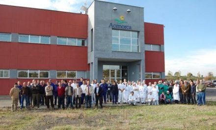 Acenorca valora positivamente la inversión de más de 7 millones de euros de Cajalmendralejo