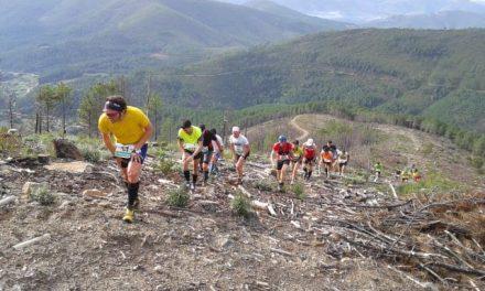 Más de 200 corredores participan en la III Carrera de Montaña Cumbres Hurdanas en Caminomorisco