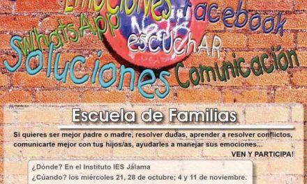 El Ayuntamiento de Moraleja pone a disposición de las familias herramientas para mejorar su comunicación
