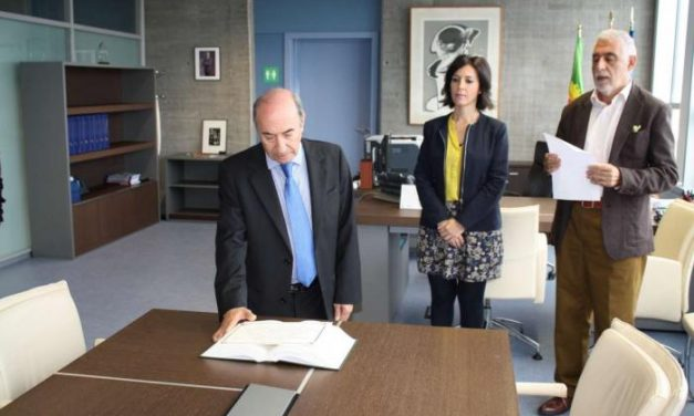 Reyes Abel Hernández Blázquez toma posesión como presidente del Consejo Escolar de Extremadura