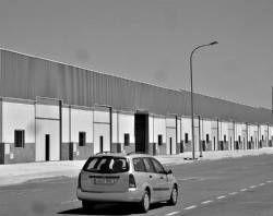 A la venta 130 parcelas de suelo industrial en el polígono la Vereda Corona que está en Almendalejo