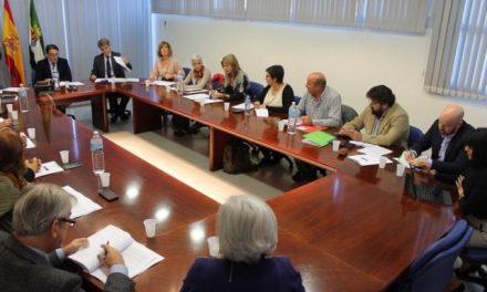 La Junta lleva a la Mesa de Concertación de Sanidad acuerdos sobre vivienda, discapacidad y sanidad