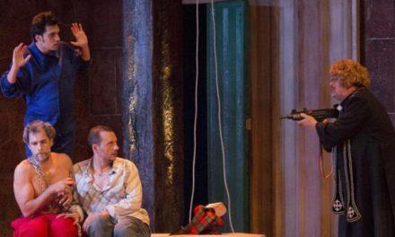"""La casa de cultura de Coria acogerá este viernes la representación del """"Secuestro de la banquera"""""""