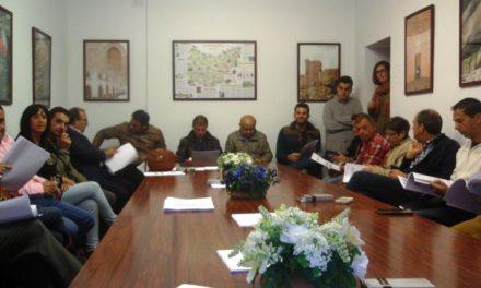 El Grupo de Acción Local Sierra de San Pedro nombra presidente a Antonio González, alcalde de Cedillo