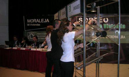 Fomento sorteará el próximo 7 de mayo 271 viviendas protegidas del PIR La Data en la ciudad de Plasencia