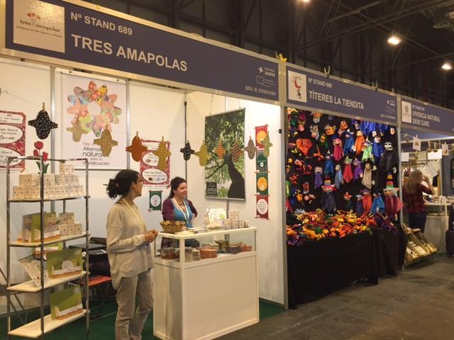 Extremadura participa en la Feria Biocultura Madrid 2015 mostrando una amplia variedad de productos