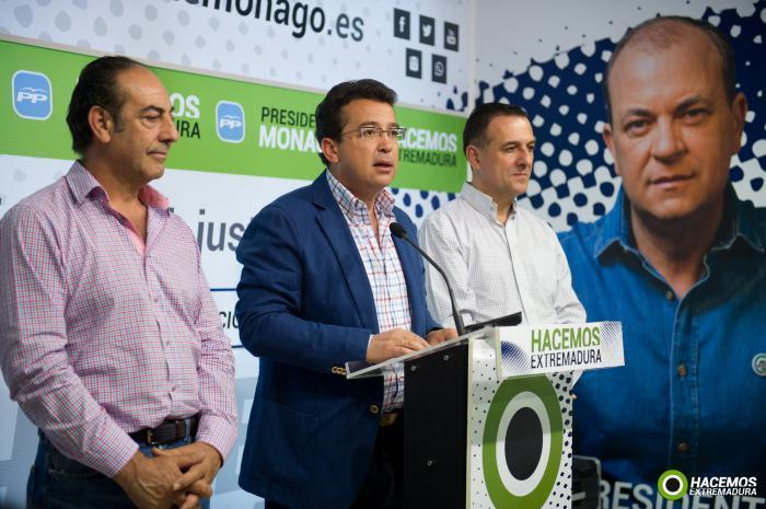 """El PP extremeño cree que los presupuestos regionales para 2016 """"están llenos de incógnitas"""""""