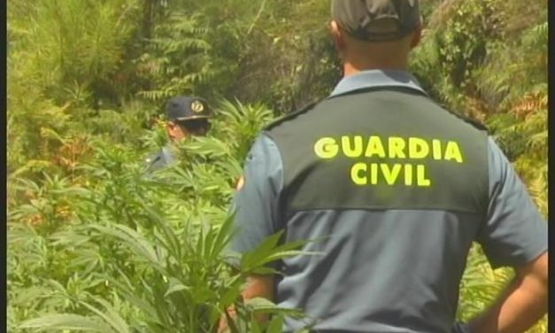 La Guardia Civil detiene en Badajoz a un hombre que contaba con diez órdenes de búsqueda