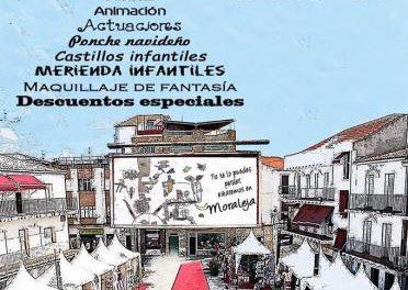 Moraleja acogerá una nueva edición del Mercado Navideño Alfombra Roja del 5 al 7 de diciembre