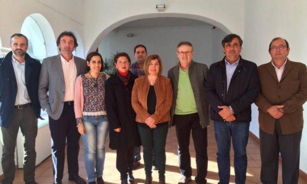 Rosario Cordero es la nueva presidenta de la asociación de municipios afectados por centrales hidroeléctricas