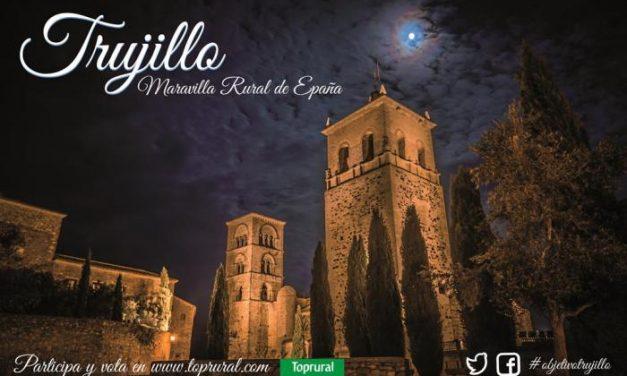 Trujillo logra el apoyo de famosos para convertirse en una de las siete maravillas rurales de España en 2015